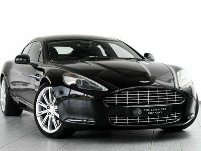 used Aston Martin Rapide S V12 6.0