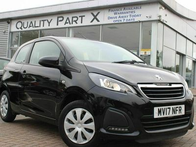 used Peugeot 108 1.0 Access 3dr