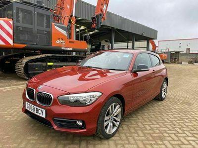 used BMW 118 1 Series 1.5 i GPF Sport Sports Hatch (s/s) 3dr