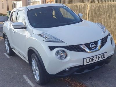 used Nissan Juke 1.2 DIG-T N-Connecta (s/s) 5dr