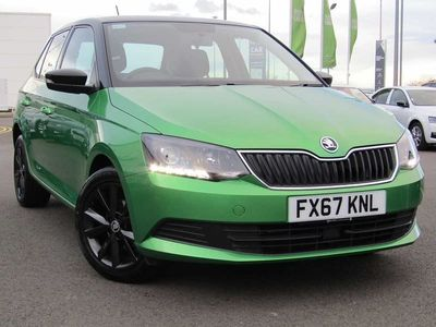 used Skoda Fabia 1.0 TSI Colour Edition (95PS) 5-Dr Hatchback 5dr