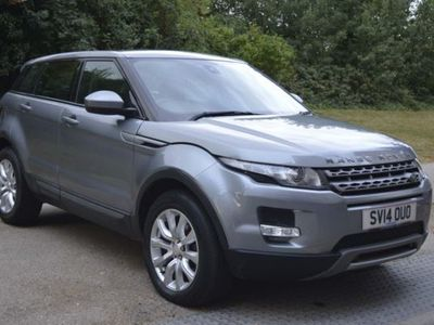 used Land Rover Range Rover evoque 2.2 SD4 Pure AWD 5dr
