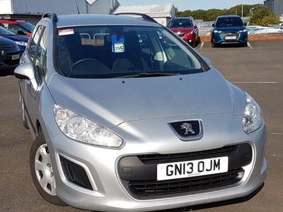 used Peugeot 308 1.6 HDi 92 Access 5dr