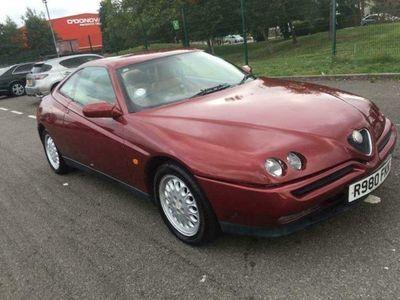 used Alfa Romeo GTV 2.0 T.Spark 16v 2dr