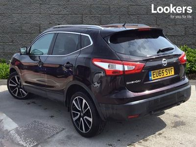 used Nissan Qashqai DIESEL HATCHBACK 1.6 dCi Tekna [Non-Panoramic] 5dr Xtronic