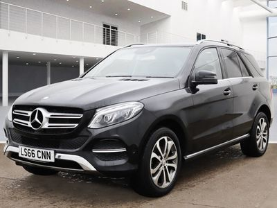 used Mercedes GLE250 GLE4Matic Sport 5dr 9G-Tronic