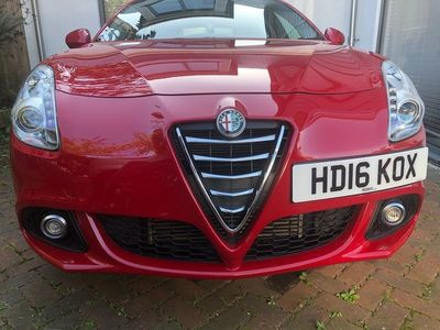 used Alfa Romeo Giulietta 1.4 TB Progression (s/s) 5dr
