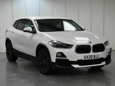 used BMW X2 xDrive18d Sport