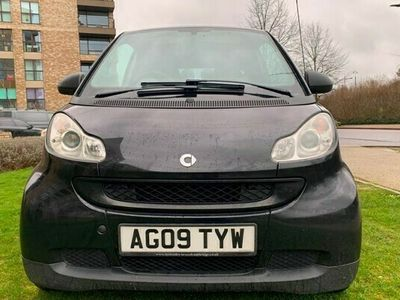 used Smart ForTwo Coupé CDI Passion 2dr Auto