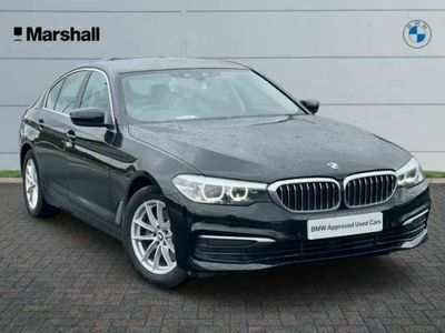 used BMW 520 5 Series d xDrive SE 4dr Auto Saloon 2018
