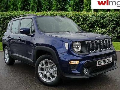 used Jeep Renegade 1.3 T4 GSE Longitude 5dr DDCT