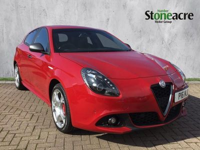 used Alfa Romeo Giulietta New2.0 Jtdm-2 175hp Alfa Tct Speciale 5dr