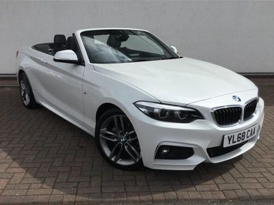 used BMW 218 2 Series D M Sport 2Dr [Nav] Step Auto