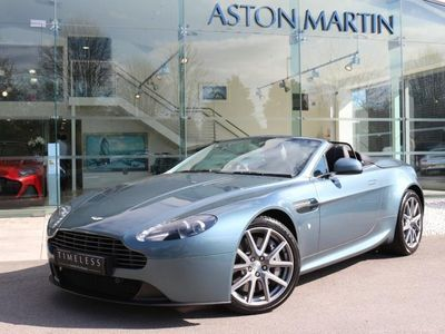 used Aston Martin Vantage 2015 Harston Roadster