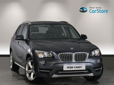 used BMW X1 xDrive 18d xLine 5dr 2014