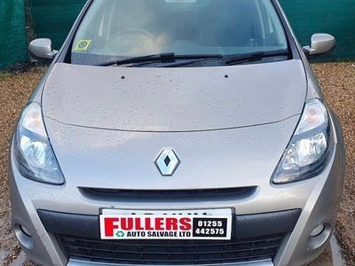 used Renault Clio Hatchback 1.2 TCE Privilege (09) 5d