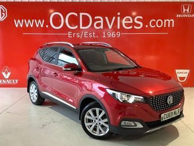 used MG ZS EXCITE TURBO AUTO 1.0 5DR (2019) CV69NLR