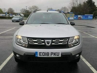 used Dacia Duster 1.6 SCe Ambiance SUV 5dr Petrol (s/s) (115 ps)