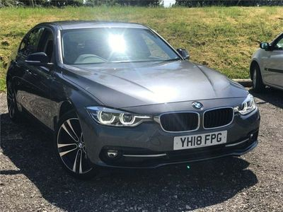 used BMW 318 3 Series 1.5 i Sport (s/s) 4dr