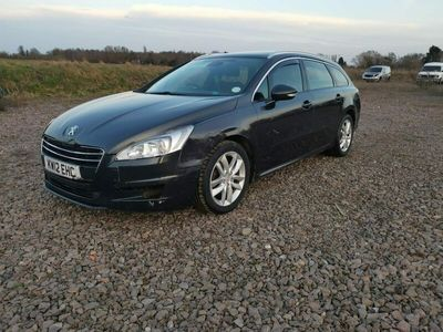 used Peugeot 508 1.6 HDi 112 Active 5dr