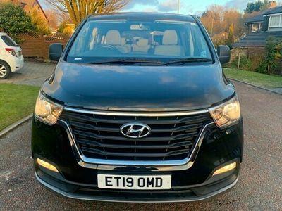 used Hyundai I800 2.5 CRDi [170] SE 5dr Auto