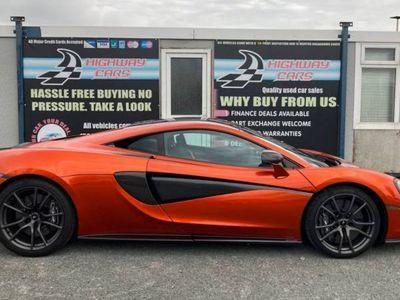 used McLaren 570S 3.8 V8 SSG 2d 562 BHP