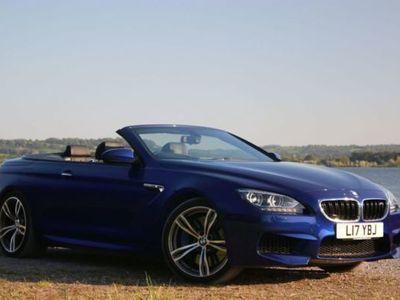 used BMW M6 Cabriolet 4.4 M6 CONVERTIBLE 2d AUTO 553 BHP 2-Door