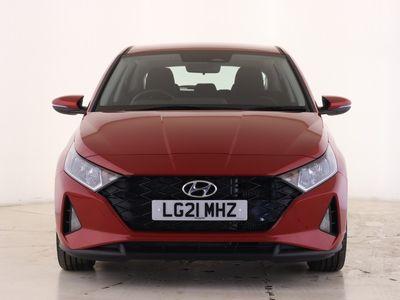used Hyundai i20 1.0T GDi 48V MHD SE Connect 5dr DCT Hatchback