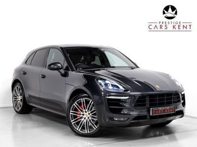 used Porsche Macan GTS 5dr PDK Auto, 2017, Estate, 25900 miles.