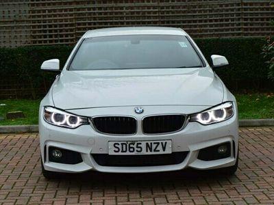 used BMW 418 4-Series Gran Coupe(150bhp) M Sport (Professional Media) 5d
