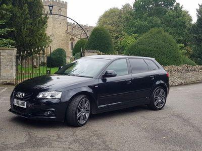 used Audi A3 Sportback 2.0 TDI SE S Tronic 5dr