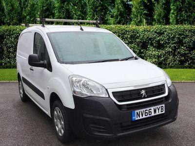used Peugeot Partner Profession 1.6 L1 Blu 5-Door