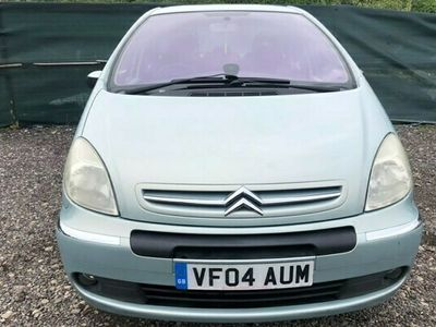 used Citroën Xsara Picasso 1.6 EXCLUSIVE HDI 5d 108 BHP LONG MOT
