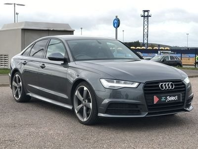 used Audi A6 Saloon 2.0 TDI ultra Black Edition (s/s) 4dr