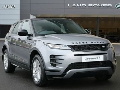 used Land Rover Range Rover evoque Diesel 2.0 D150 R-Dynamic S 5dr Auto SUV 2019