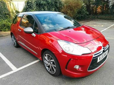 used Citroën DS3 1.6 THP DSire 3dr