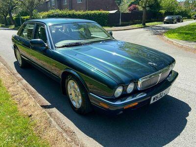 used Jaguar XJ 4.0 Sovereign 4dr