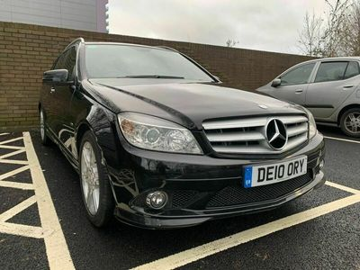 used Mercedes C350 C Class 3.0CDI BlueEFFICIENCY Sport Auto 5dr