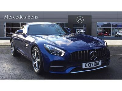 used Mercedes AMG GT Gt 476 Premium 2Dr Auto