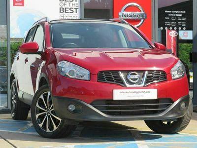 used Nissan Qashqai N-TEC