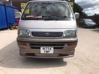 used Toyota HiAce 3.0