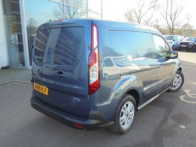 used Ford Transit connect 200 l1 diesel 1.5 ecoblue 120ps limited van