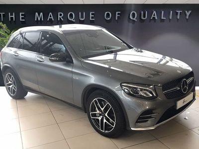 used Mercedes GLC43 AMG 4Matic Premium 5dr 9G-Tronic 3.0