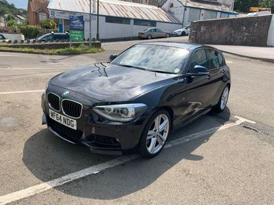 used BMW 118 1 Series 2.0 d M Sport Sports Hatch 5dr