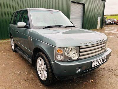 used Land Rover Range Rover 4.4 V8 HSE 5dr