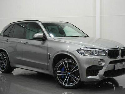 used BMW X5 M 4.4 BiTurbo Auto xDrive (s/s) 5dr (5 Seat)
