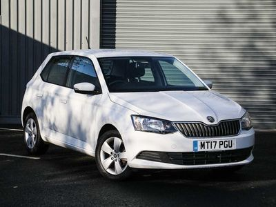 used Skoda Fabia 1.2 TSI (90ps) SE (s/s)