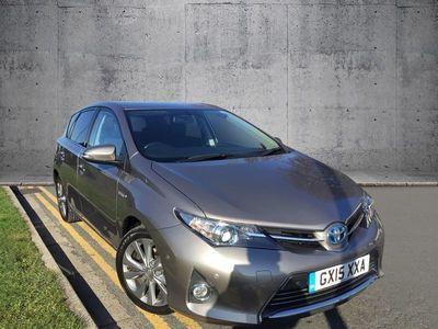 used Toyota Auris EXCEL VVT-I Hatchback 2015