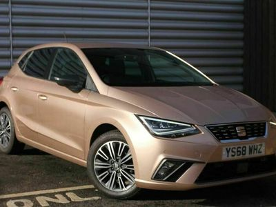 used Seat Ibiza 1.0 TSI (95ps) XCELLENCE (s/s) 5-Door 5dr