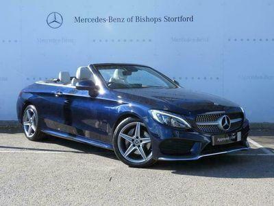 used Mercedes C200 C-ClassAMG Line Premium Plus 2dr Auto